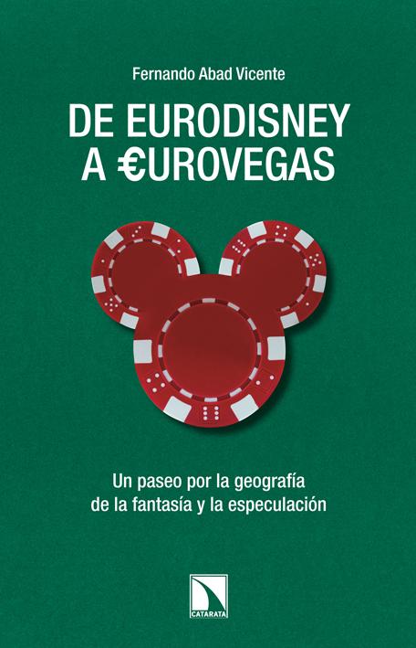 PORTADA DE EURODISNEY A EUROVEGAS