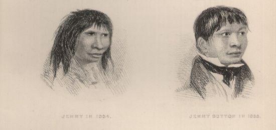 1839 Jemmy Button