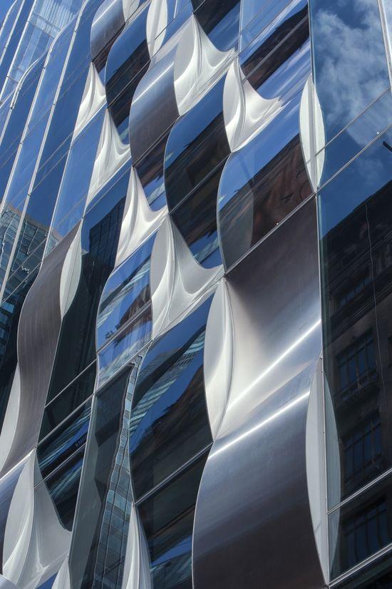 One57 detalle fachada