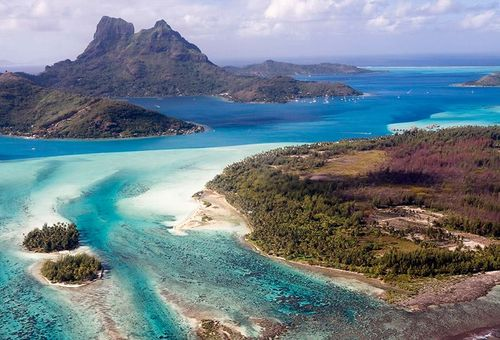 Bora Bora, Polinesia Francesa-Paco Nadal