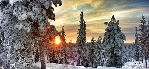 Rovaniemi, Laponia finlandesa-Paco Nadal