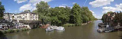 Te head of the river