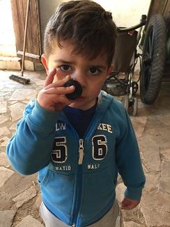 Un experto en trufas de Mallorca con dos años
