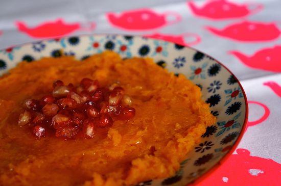 Hummus calabaza