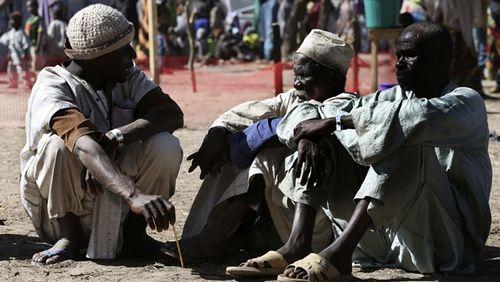 Nigeria-desplazados