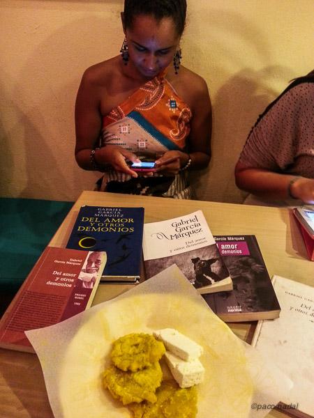 Ruta gastronómica García Marquez, Cartagena de Indias, Colombia