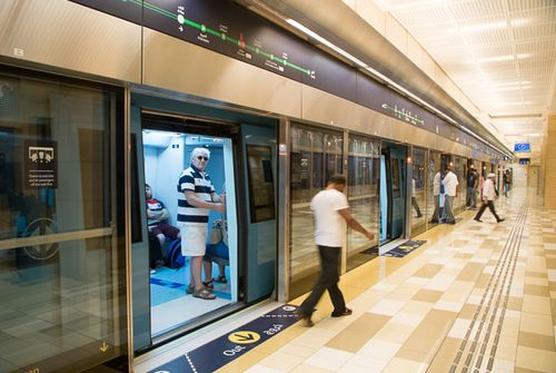 6. Metro de Dubai-Paco Nadal