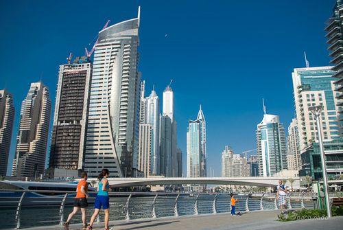 7. Dubai Marina-Paco Nadal