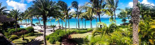 Playa hotel The Residence Mauritius Mauricio-Paco Nadal