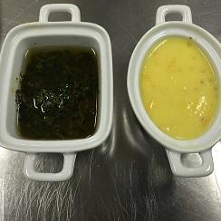 Mojo amarillo y mojo negro, dos versiones propias de Braulio Simancas