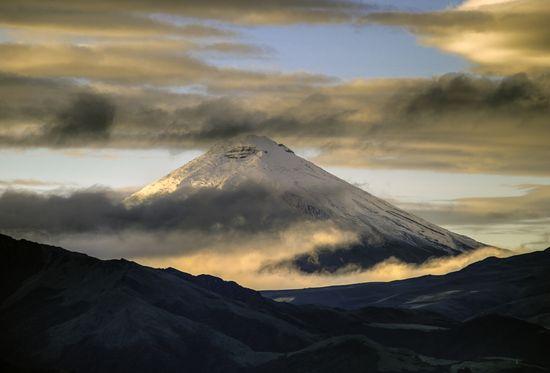 Henri Leduc Volcán Cotopaxi Ecuador