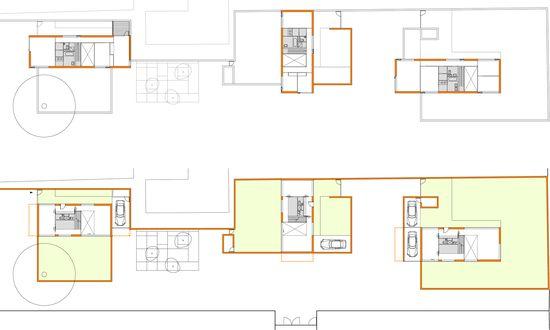 CHA_villas groningen_Plans