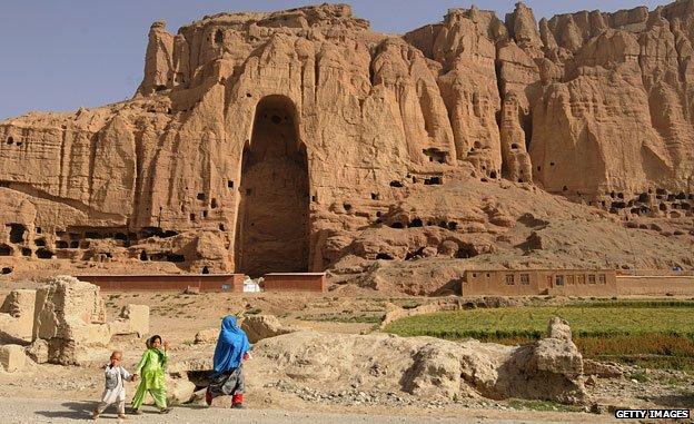 Bamiyan II Getty