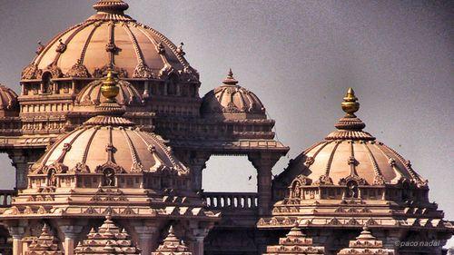 7. Akshardam, Delhi - Paco Nadal