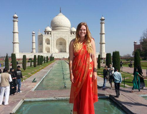 Taj Mahal, el edificio que provoca serenidad >> Paco Nadal >> El Viajero >> Blogs EL PAÍS