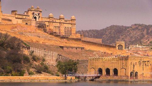 1. Fuerte Amber, Jaipur - Paco Nadal