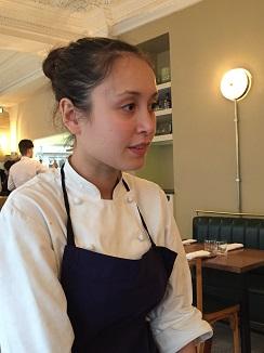 Tatiana Levha cocinera de Le Servan