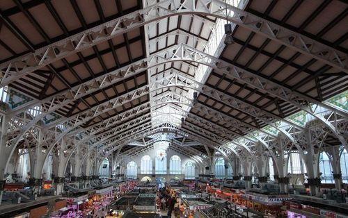 Mercado Valencia 1