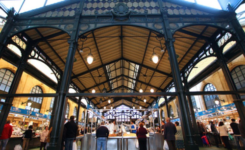 Mercado Jerez