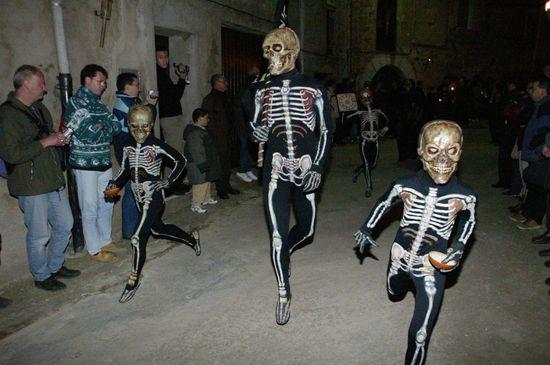 Danza de la muerte de Verges PERE DURÁN