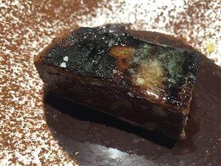 Chocolate a la parrilla con especias