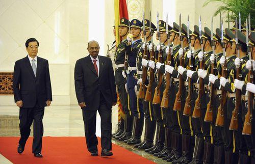President+Sudan+Omar+al+Bashir+Visits+China+-DpM4wVD9dhl