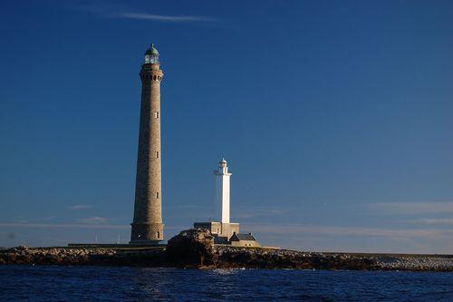 Faro de la isla Virgen - Falken