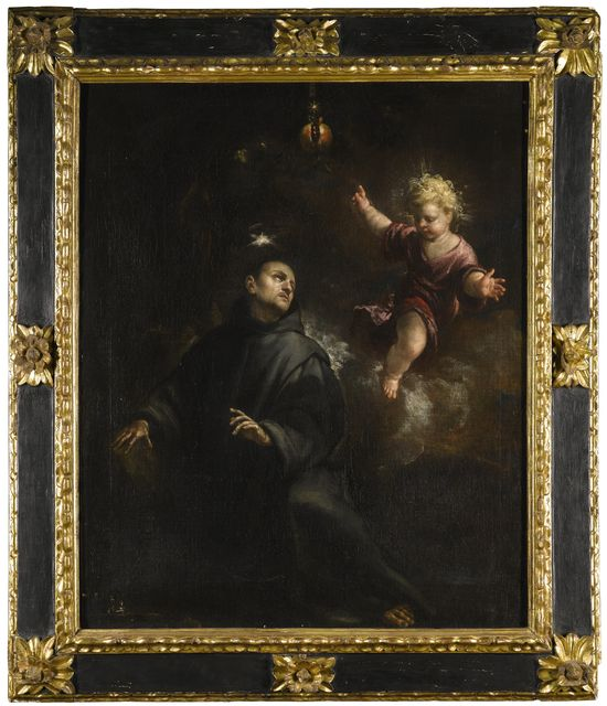 Lot 562, Claudio Coello, Saint John of God wit an Angel