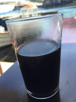 Café la caleta, especialidad de la casa
