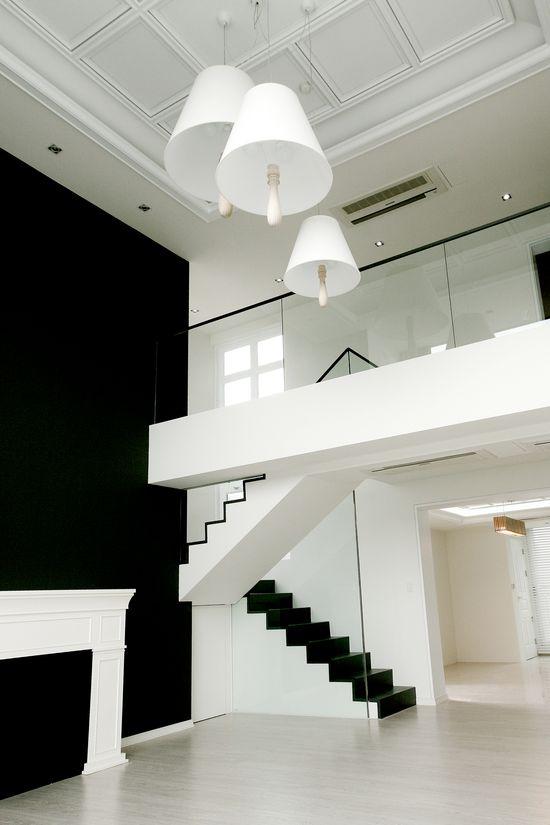 Residencia de los actores Lee Bo Young y Ji Sung, Seul 2014, Ivan Pazos Architect