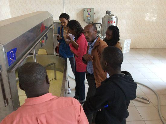 Fromagerie Rwanda, una quesería solidaria en África >> El Comidista >> Blogs EL PAÍS