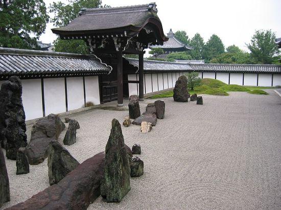 Tofuku-ji- rocas