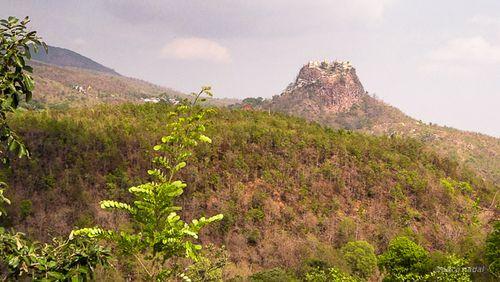 Monte Popa 3 (Birmania) - Paco Nadal