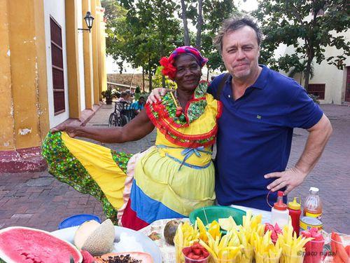 Un ron en cartagena de Indias - Paco Nadal