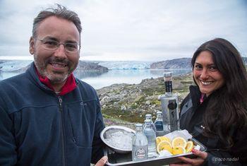 Gin tonic en Groenlandia 2 - Paco Nadal