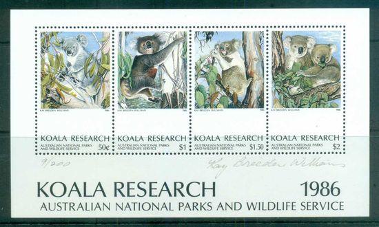 Koala sellos