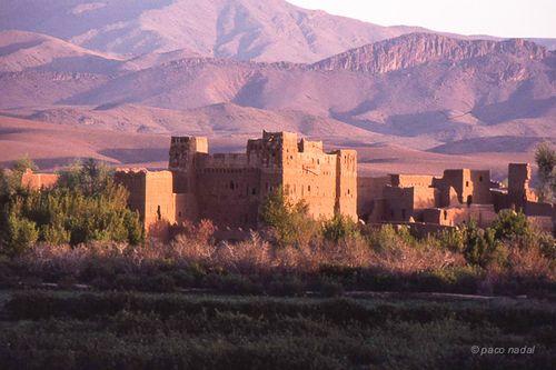 Kasbahs del sur de Marruecos - Paco Nadal