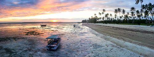 2. Zanzibar, atardecer - Paco Nadal