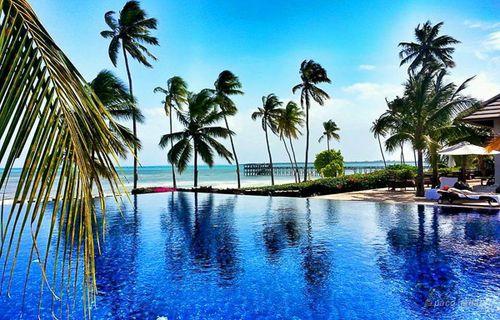 9. Zanzibar, hotel The Residence - Paco Nadal