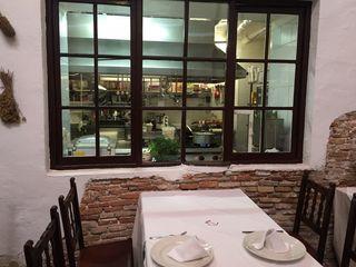 Ricón del restaurante de Charo Carmona