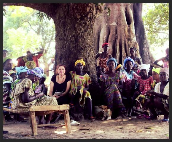 Belén en África