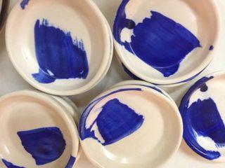 El azul relajante, fundamental en la obra de Pedro León
