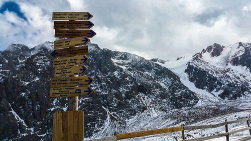 Talgar Pass, Chimbulak ski resort, Kazjastán - Paco Nadal