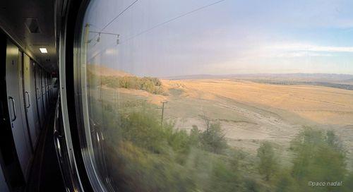 Tren a Shymkent