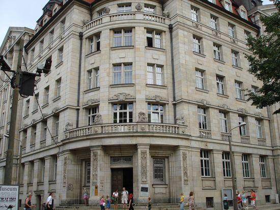 Runde Ecke, el museu de la Stasi a Leipzig