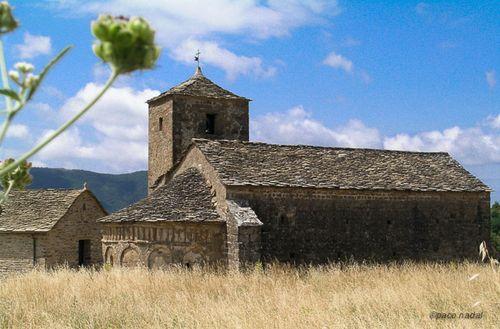 Iglesias del Serrablo - Paco Nadal