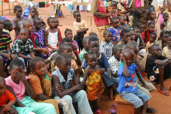 Reunión de promoción en República Centroafricana