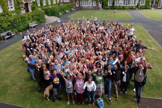 Encuentro de Transition Network - Foto de Ed Mitchell · Licencia CC BY-NC-SA 2.0