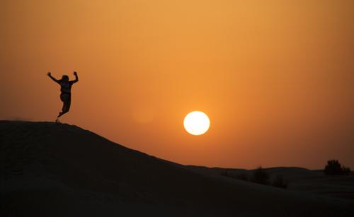 1. Enero, Dubai