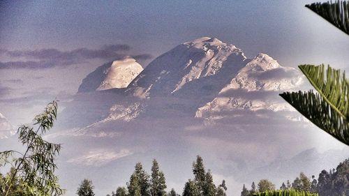 11. Noviembre, Cordillera Blanca, Perú